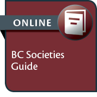 British Columbia Societies Guide--ONLINE
