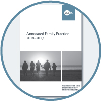 Annotated Family Practice 2018-2019